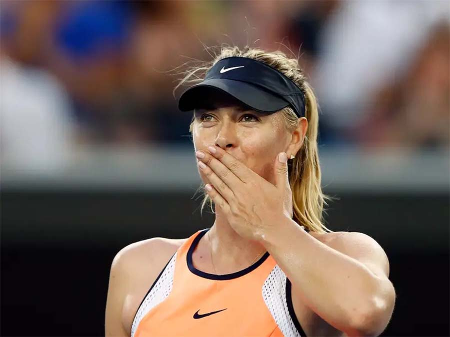 Djokovic tỏ ra trân trọng Maria Sharapova
