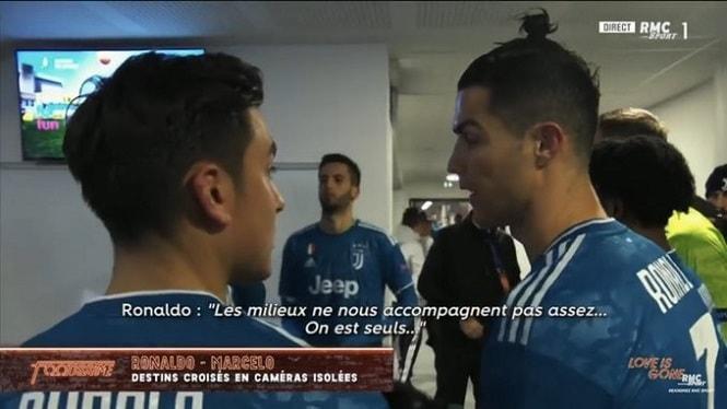 Ronaldo và Dybala được phát hiện chê hàng tiền vệ Juventus