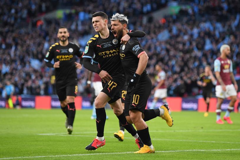 Man City Phải đấu Bu Với Arsenal Sau Chức Vo địch Cup Lien đoan