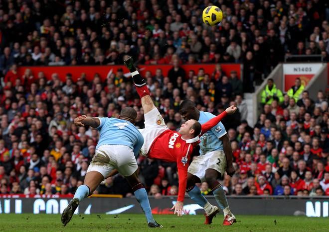 Aguero hướng đến kỷ lục ghi bàn vào lưới MU ở derby Manchester