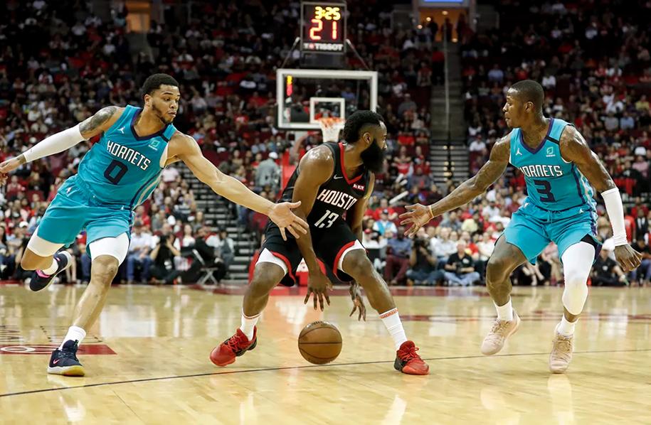 Nhận định NBA: Houston Rockets vs Charlotte Hornets (ngày 8/3, 5h00)