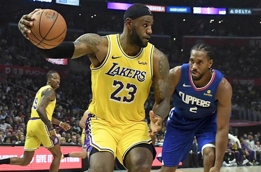 Nhận định NBA: Los Angeles Lakers vs LA Clippers (ngày 9/3, 2h30)