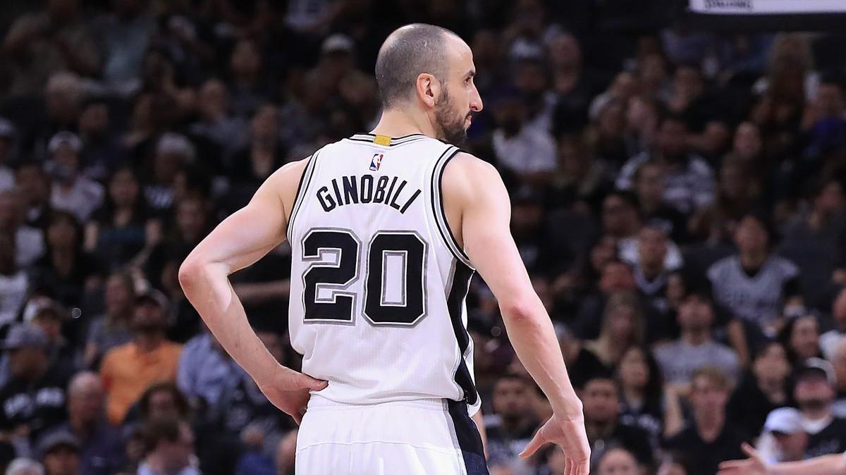 Manu Ginóbili: Chàng lãng tử với kèo trái nguy hiểm bậc nhất NBA