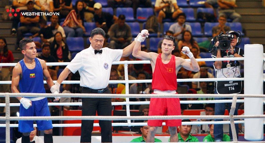 Xã hội hóa thể thao tạo ra võ sỹ giành vé dự Olympic 2020 Nguyễn Văn Đương như thế nào?