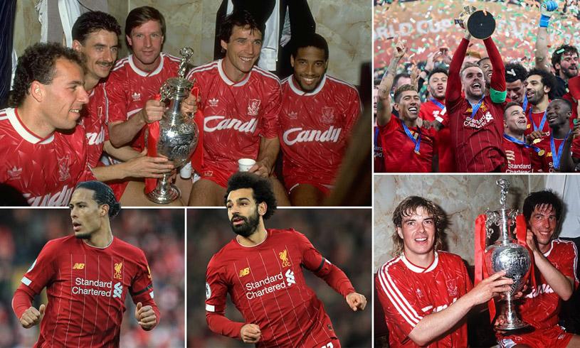 Liverpool vô địch Ngoại hạng Anh lần gần nhất năm nào?