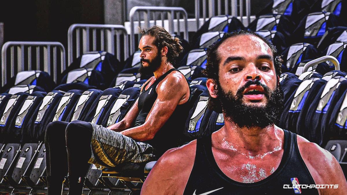 Thất nghiệp vì COVID-19, Joakim Noah còn bị hàng xóm cấm tới phòng tập Gym
