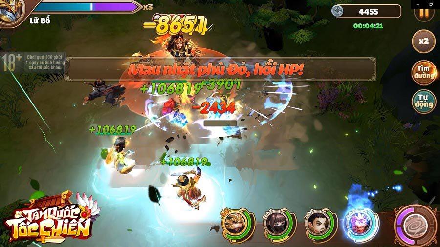 """Tam Quốc Tốc Chiến dòng game chiến thuật, tựa game 3Q """"né chiêu"""" siêu lạ Tq-toc-chien-mobile"""