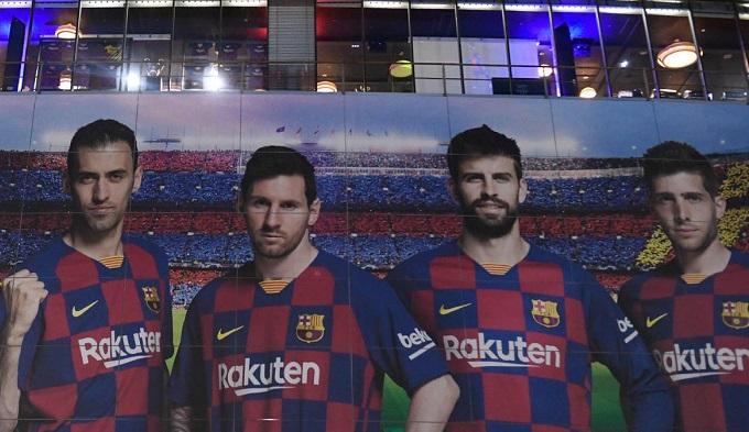 Tin bóng đá mùa COVID-19 26/3: Messi và đồng đội ở Barca từ chối cắt giảm lương