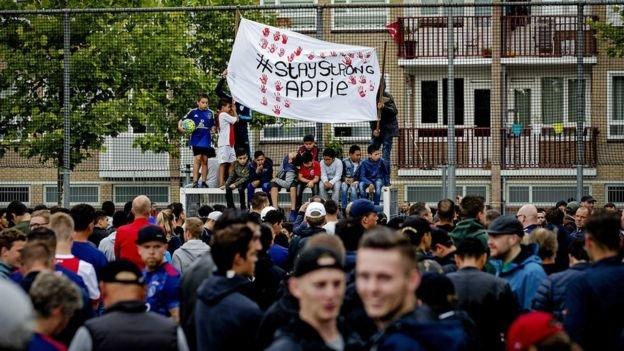 Abdelhak Appie Nouri: Thần đồng của Ajax và phép màu giữa đời thực