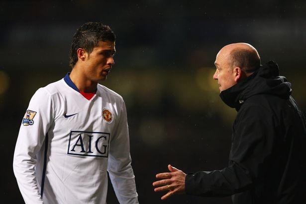 MU ép Ronaldo làm những điều không thích để trở thành ngôi sao