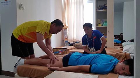 Tư vấn đặc biệt của bác sĩ thể thao Nguyễn Trọng Hiền khi tập luyện ở nhà