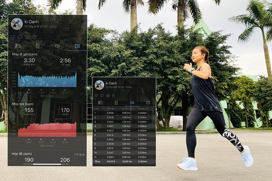 Sao bóng đá Chelsea gây sốc khi chạy 5km nhanh hơn… kỷ lục gia SEA Games 30 Nguyễn Thị Oanh