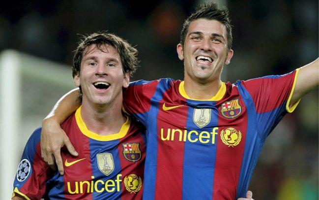 Ronaldo và Benzema tốt hơn cặp Messi và Villa ở mùa 2010/11