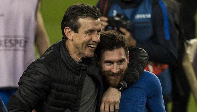 """Messi từng khiến HLV thủ môn của Barca... """"phát điên"""""""