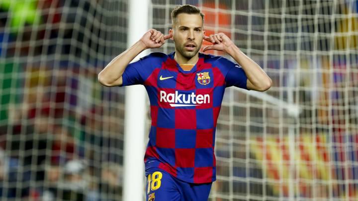 Barca và Liverpool dẫn đầu xếp hạng hậu vệ trái xuất sắc nhất thế giới