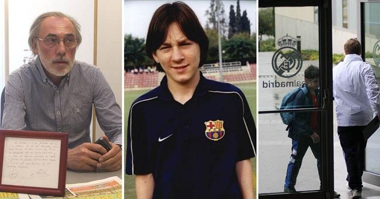 Tờ giấy ăn để Messi ký hợp đồng với Barca có số phận thú vị