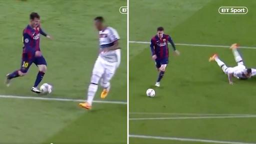 Messi rê bóng xuất sắc nhất mọi thời đại sau khi đánh bại Riquelme