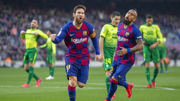 Tiền đạo 19 tuổi vượt Messi và Ronaldo để xếp đầu Top ghi bàn châu Âu