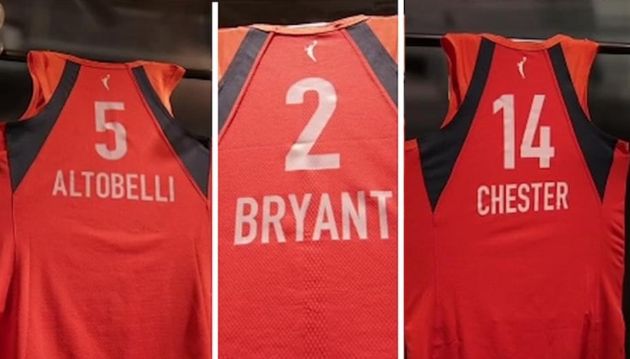 Kobe Bryant và con gái Gianna được tri ân tại WNBA Draft 2020