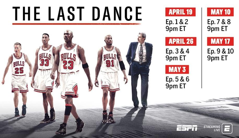 ESPN tung trailer cuối cho phim tài liệu về Michael Jordan: Cư dân mạng nóng lòng chờ đón