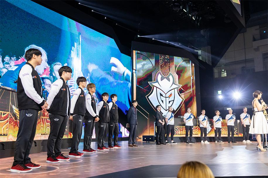 Danh sách các đội tham dự MSI 2020 LMHT