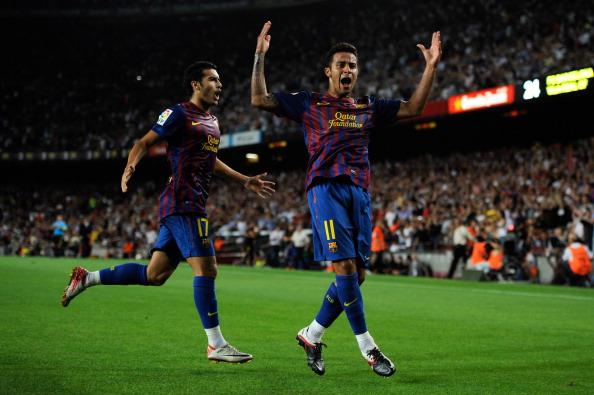 Đội trẻ Barca của HLV Guardiola chỉ còn duy nhất ai trụ lại đội một?