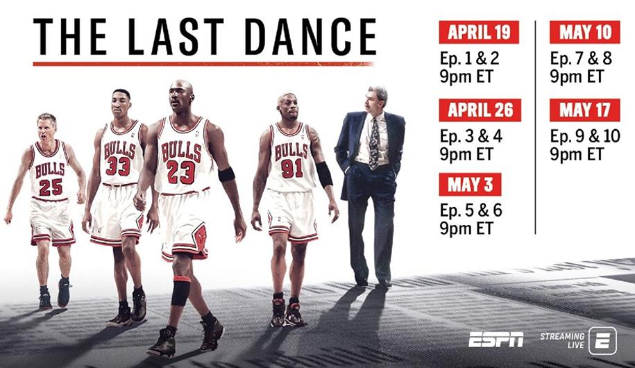 Top 5 điều thế giới bóng rổ nóng lòng chờ đón trong The Last Dance