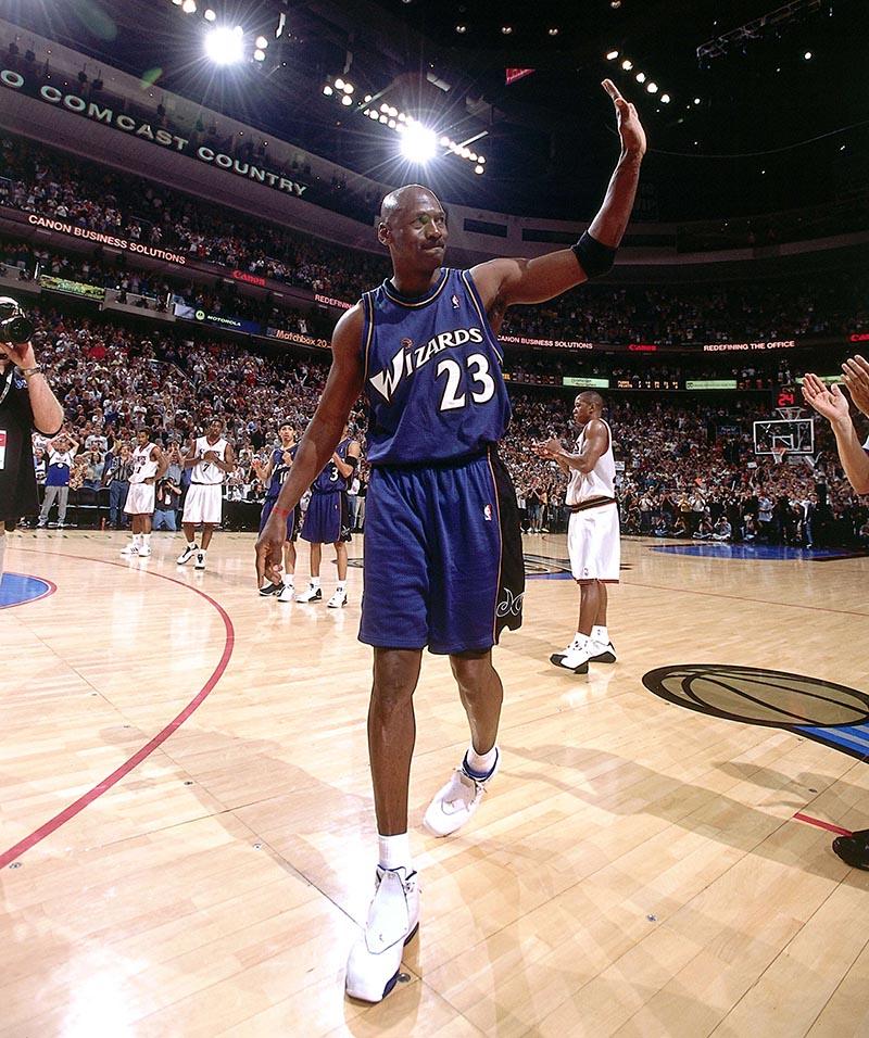Nhìn lại dòng thời gian về sự nghiệp huyền thoại của Michael Jordan