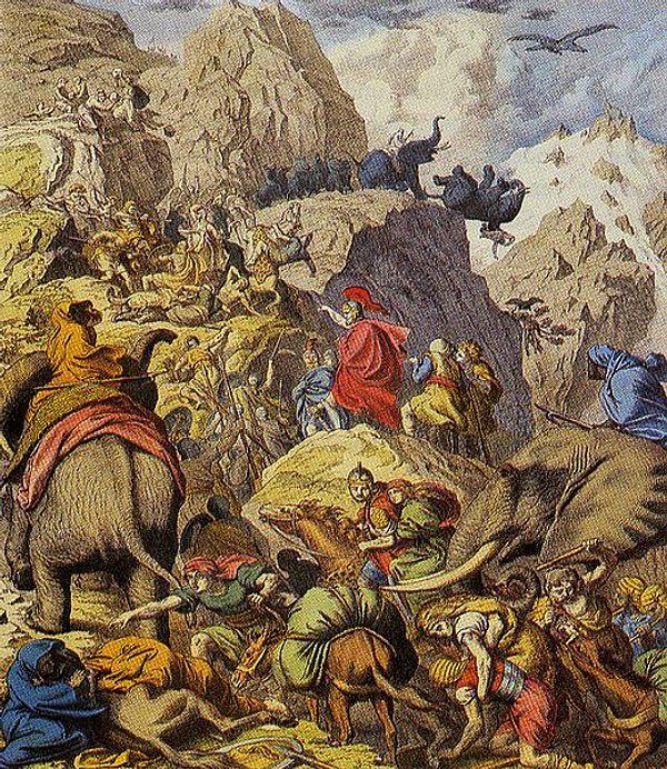 Lịch sử AOE: Vì sao voi Carthaginian nhiều máu còn voi Phoenician rất rẻ?