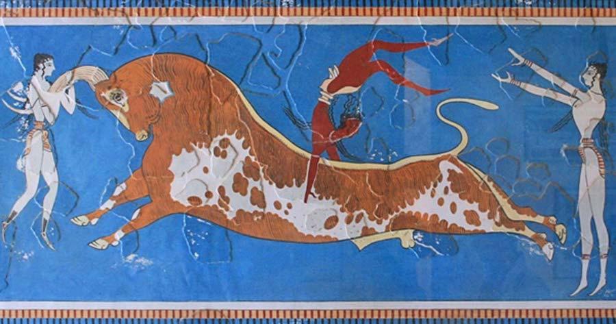 Lịch sử AOE: Cung A Minoan sức mạnh nữ quyền thừa hưởng từ thần Zeus