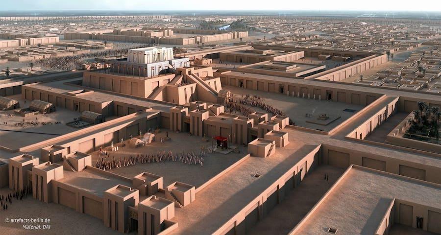 Lịch sử AOE: Vì sao máy bắn đá và nông dân Sumerians bá đạo đến thế?