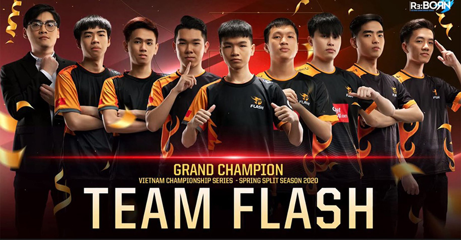 Slayder: Niềm hy vọng của Team Flash tại MSI 2020 là ai?