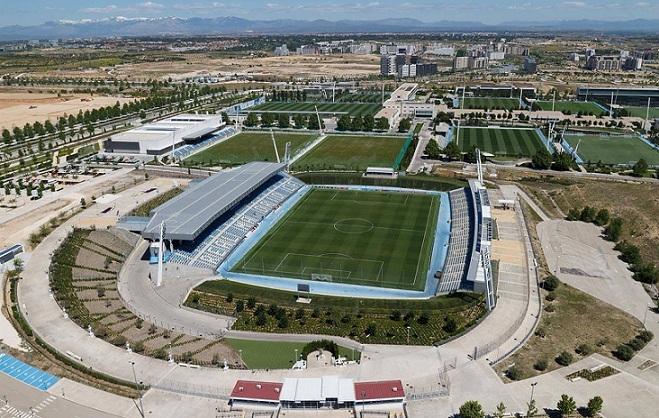 Real Madrid chọn sân 6.500 chỗ thay thánh địa Bernabeu