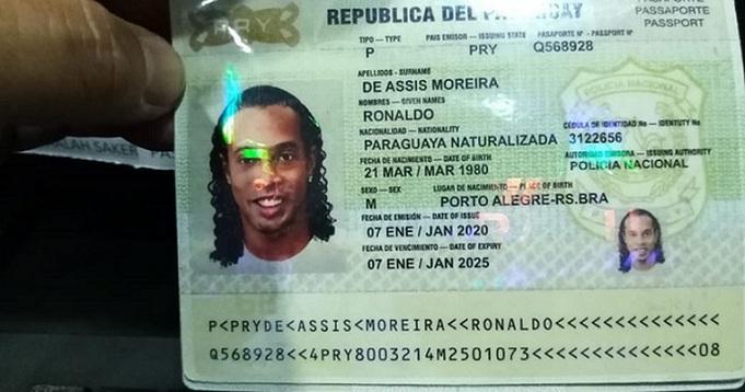 Ronaldinho nhận tin dữ, đối diện bản án rất nặng