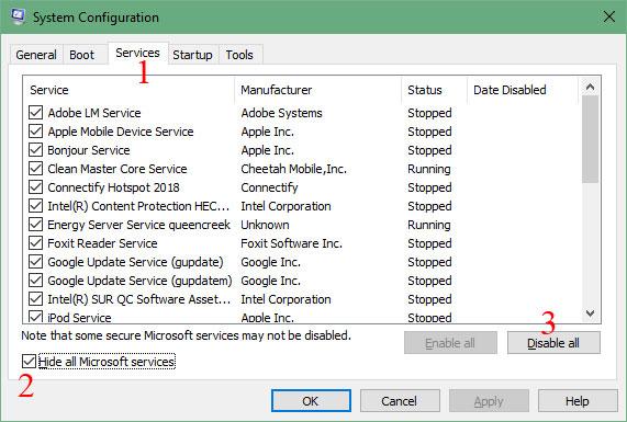 Cách sửa lỗi kết nối lại trong quá trình tải trận LMHT 2020
