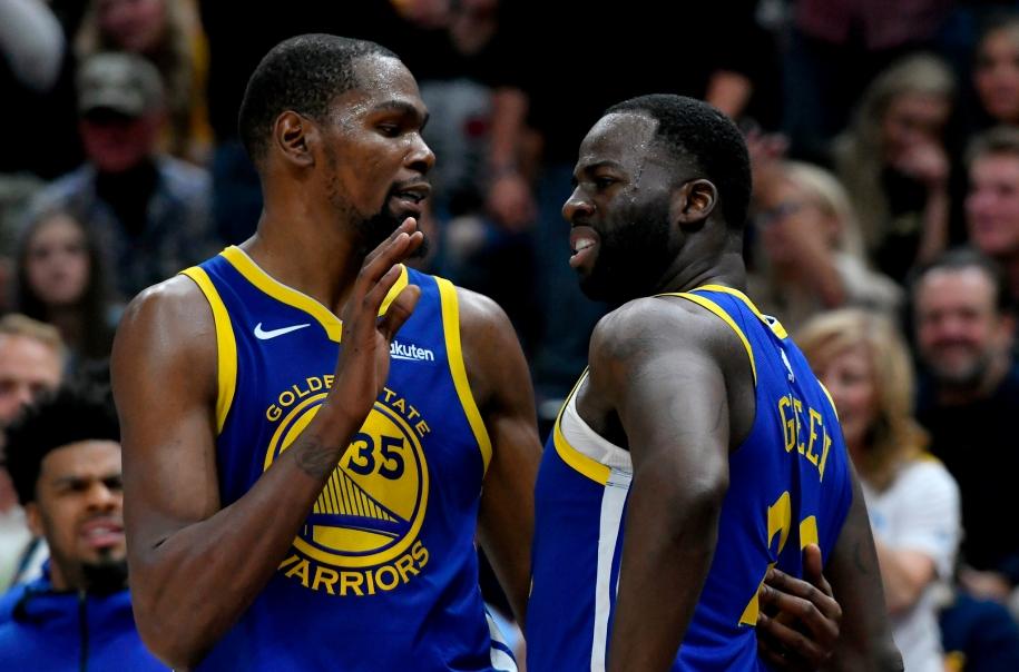 Draymond Green chỉ trích Kevin Durant úp mở về chuyện rời Golden State Warriors