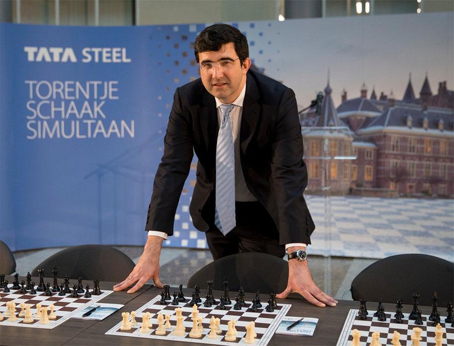 Hưởng ứng FIDE chống COVID-19: Các huyền thoại cờ như Kasparov tham dự Nations Cup