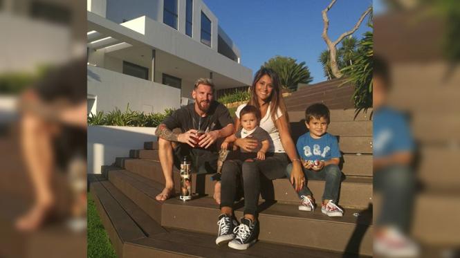 Ngắm biệt thự 10 triệu euro của Messi độc nhất vô nhị ở Barcelona