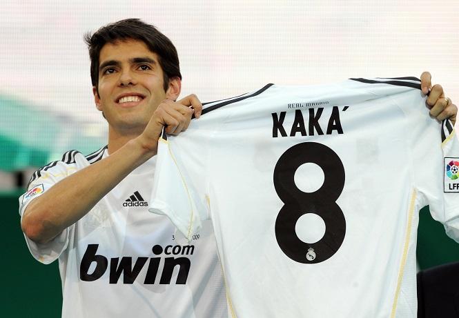 Kaka từ chối đề nghị sốc của Man City để tới Real Madrid thế nào?