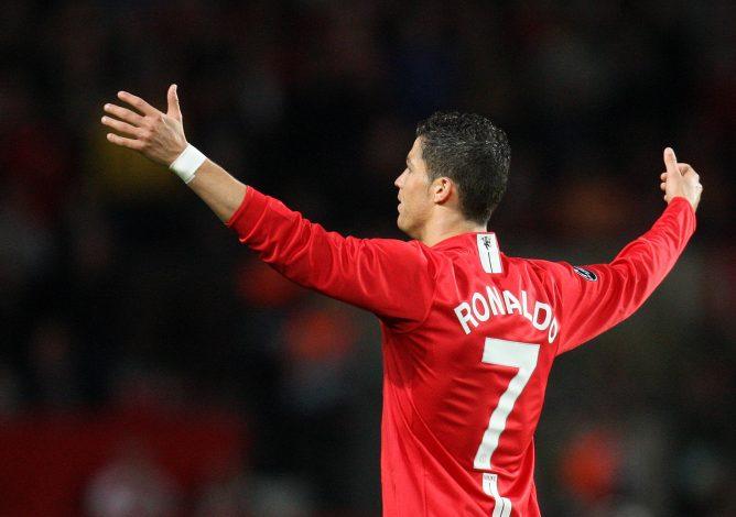 Biệt danh CR7 của Cristiano Ronaldo có từ bao giờ?