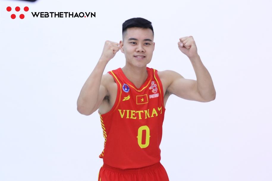 Horace Nguyễn hứa trở lại VBA, cạnh tranh suất dự SEA Games 31