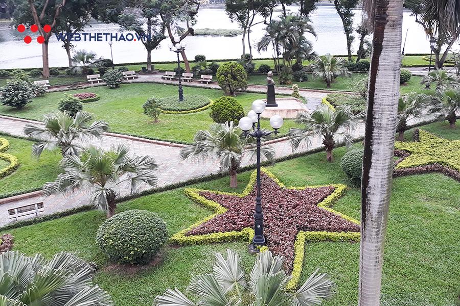 Tình hình các công viên ở Hà Nội sau lệnh nới lỏng cách ly xã hội vì COVID-19