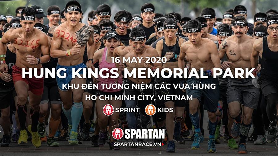 Cuộc đua vượt chướng ngại vật Spartan Race Vietnam 2020 tiếp tục hoãn lần hai