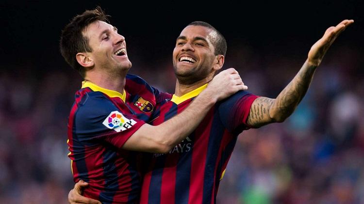 Người bạn thân nhất trong bóng đá của Messi là ai?