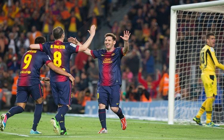 Messi nắm giữ kỷ lục ghi bàn khó bị phá vỡ ở La Liga