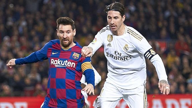 Messi và Ramos trong top cầu thủ trung thành nhất thế giới