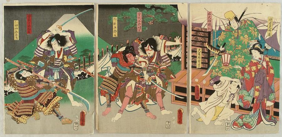 Lịch sử AOE: Vì sao đế chế trên lưng ngựa - Yamato hùng mạnh đến thế?