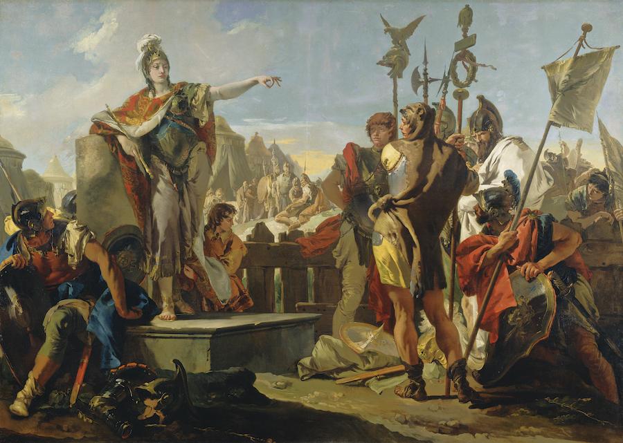 Lịch sử AOE: Vì sao Palmyran sở hữu lạc đà bay và nông dân đắt đỏ?