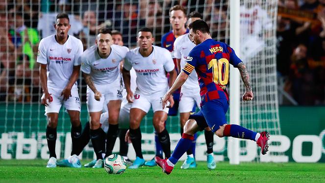 Bí mật giúp Messi cải thiện khả năng sút phạt trực tiếp siêu đẳng