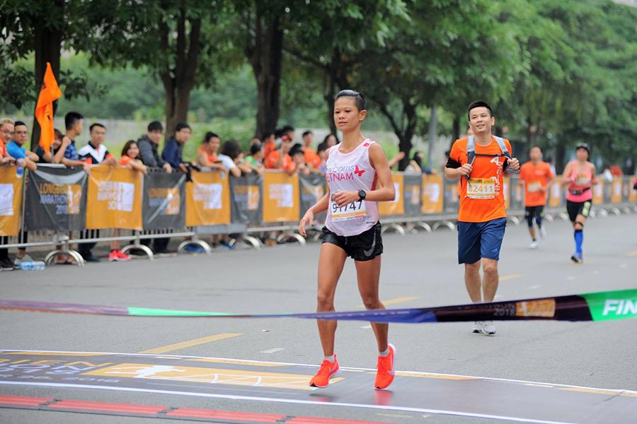 """Á quân Cuộc đua kỳ thú giới thiệu racekit xịn xò sau khi """"hụt"""" tham dự Tokyo Marathon 2020"""